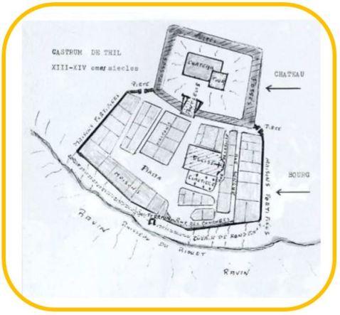 Plan-Castrum-Thil