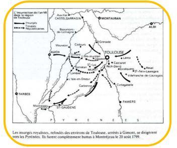 Insurgés Royalistes-Carte-Thil
