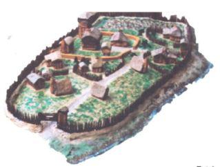 Castrum-Bretx-Maquette