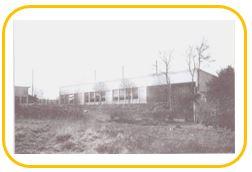 Ecolede Thil-Inauguration en 1957