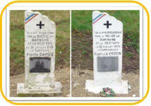 Stèles de la Bataille de l'Arsenne