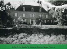 Château de belbèze au Mouillas