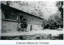Ancien château de l'Arsenne