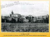 Le village en 1900