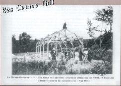 Etablissement thermale à Thil en Haute Garonne