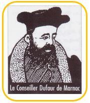 Dufaur de Marnac-Marquis de Villars-Marnac-Thil