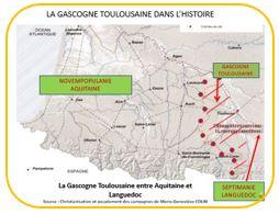 Gascogne entre deux Mondes-Languedoc-Aquitaine