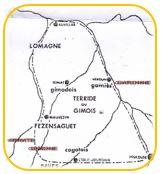 Limite de la Gascogne Toulousaine