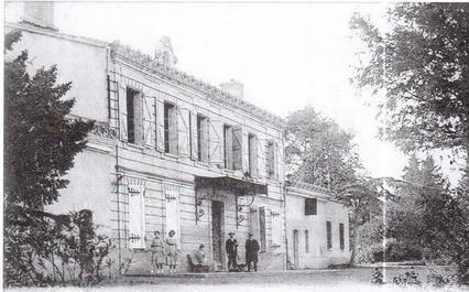 Chateau de Fleyres à Bretx