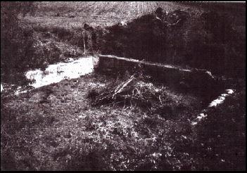 Le bassin de rouissage de Thil