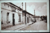 le Burgaud-carte postale ancienne