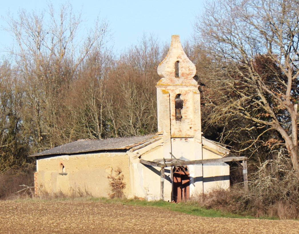 La chapelle Saint Orens de Thil