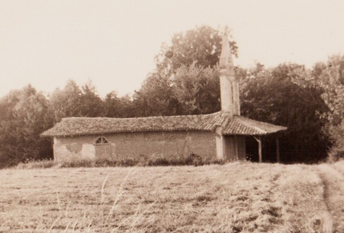 Chapelle Photo 1952-12-B